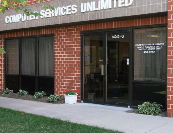 Computer Services Unlimited: 14240 Sullyfield Cir, Chantilly, VA