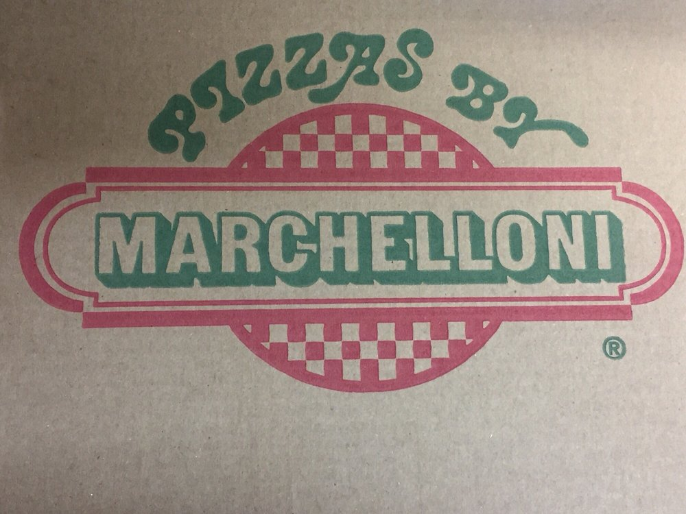 Pizzas by Marchelloni: 1210 Meriden St, Mendota, IL