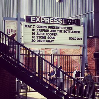 Photo Of Express Live!   Columbus, OH, United States