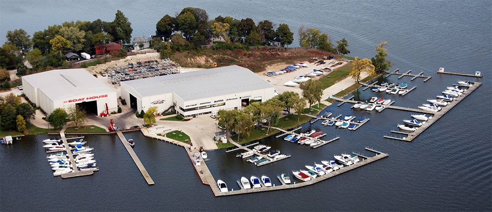 The Boat House of Chicago: 515 Bald Knob Rd, Johnsburg, IL