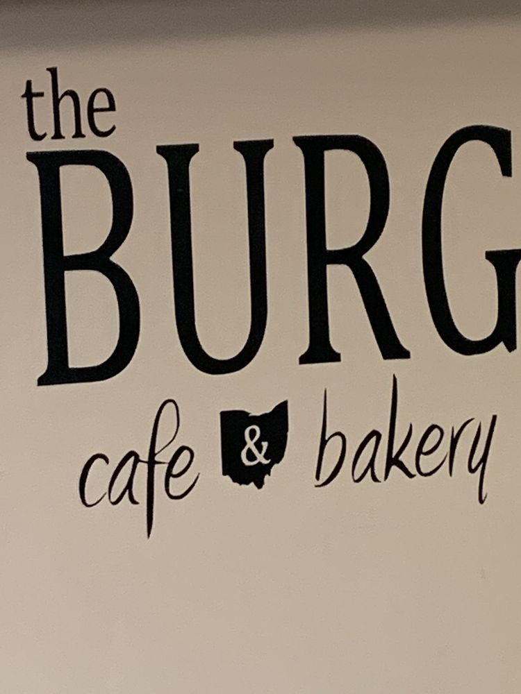 The Burg Cafe & Bakery: 18 W Main St, Centerburg, OH