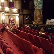 Leg Room London Palladium