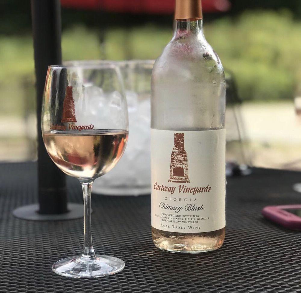 Cartecay Vineyards: 5704 Clear Creek Rd, Ellijay, GA