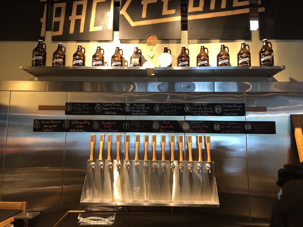 Back Pedal Brewing: 1425 NW Flanders St, Portland, OR