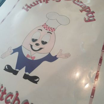 Humpty Dumpty Kitchen Grass Valley Menu