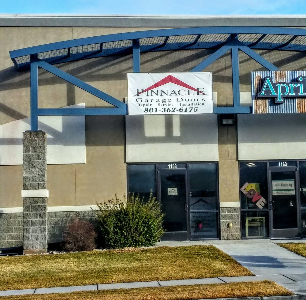 Pinnacle Garage Doors: 1153 Expressway Ln, Spanish Fork, UT