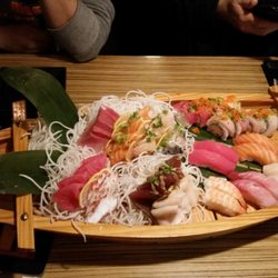 Photo Of Roll One For Mi Fresno Ca United States Sushi Boat