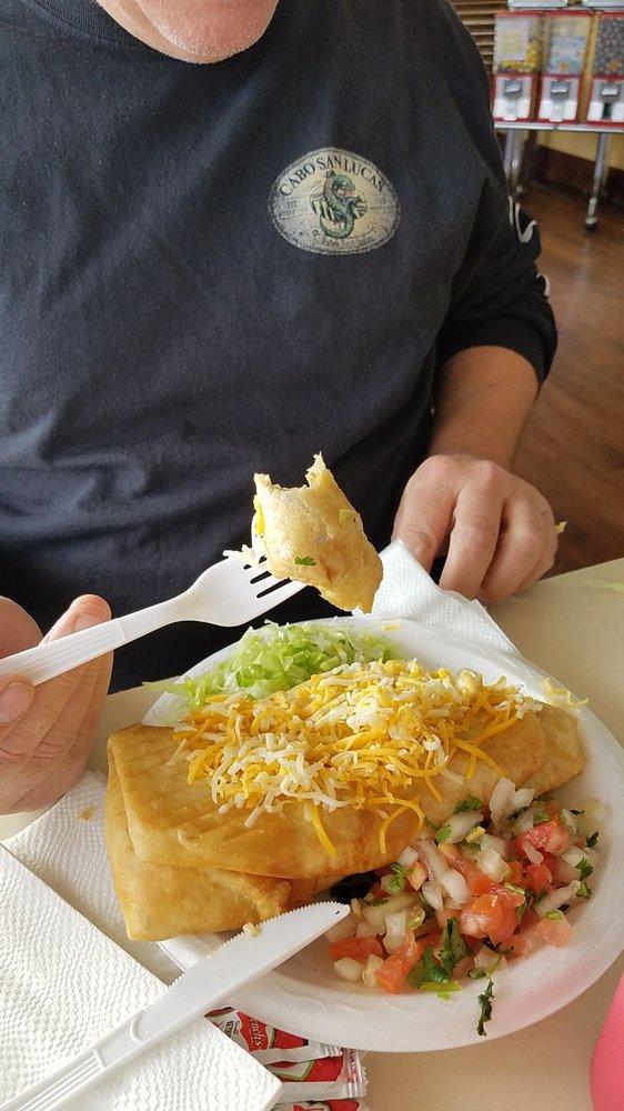 Humberto's Mexican Food: 610 E Pima St, Gila Bend, AZ