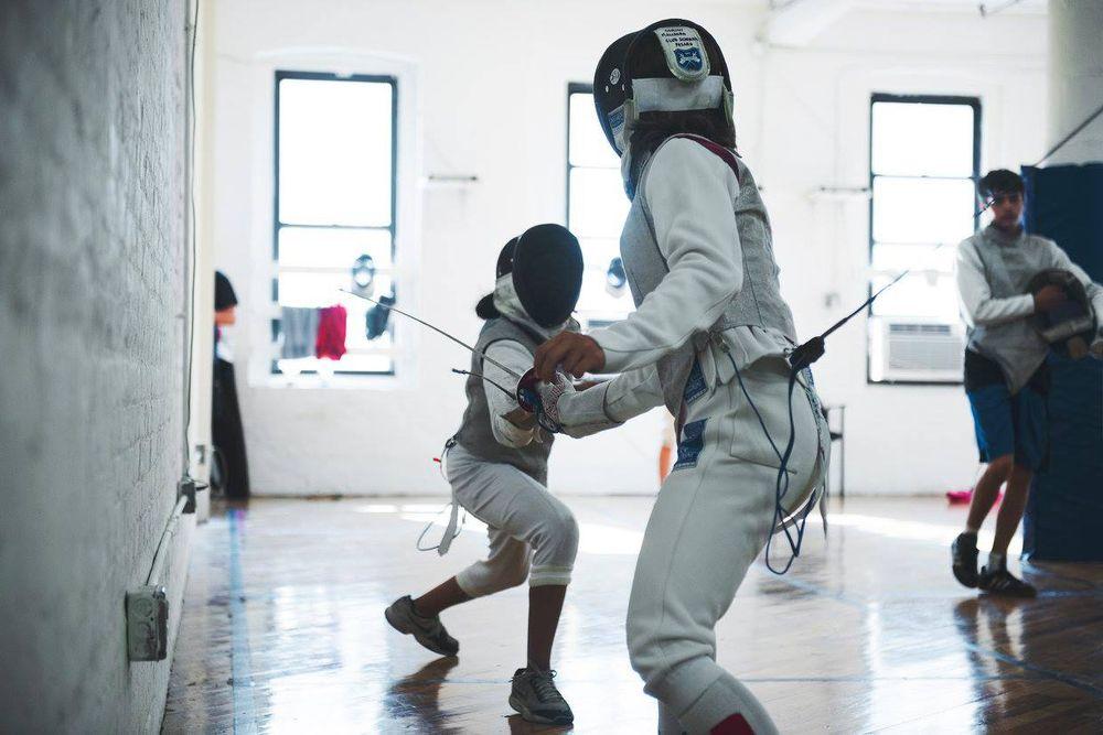 Photo of Brooklyn Bridge Fencing Club: Brooklyn, NY
