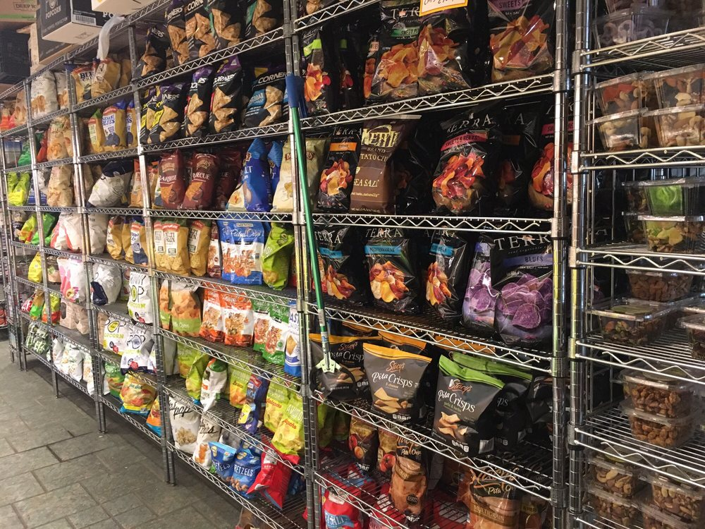 NQ Supermarket & Deli: 331 Nostrand Ave, Brooklyn, NY
