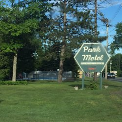 Photo Of Park Motel And Cabins Tupper Lake Ny United