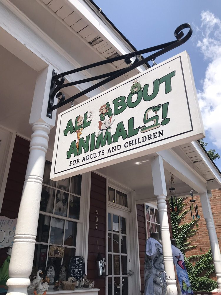 All About Animals: 407 S Main St, Saint Charles, MO