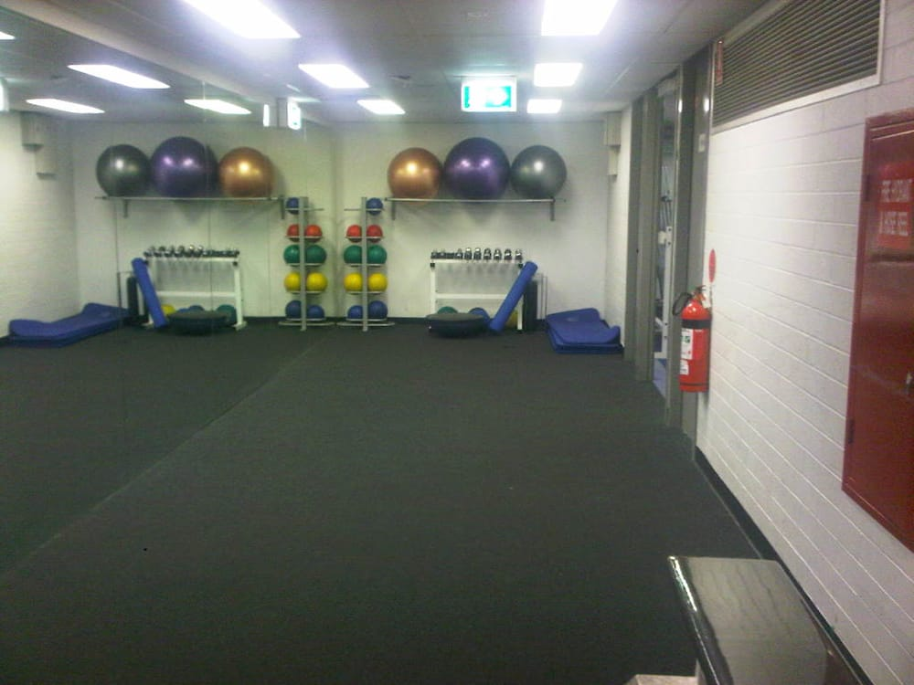 RMIT City Fitness Fitness Instruction Swanston St Melbourne Melbo