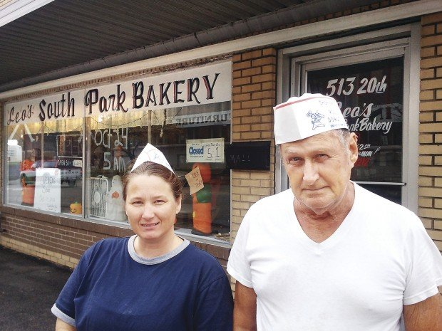 South Park Bakery: 513 20th St, Rock Island, IL