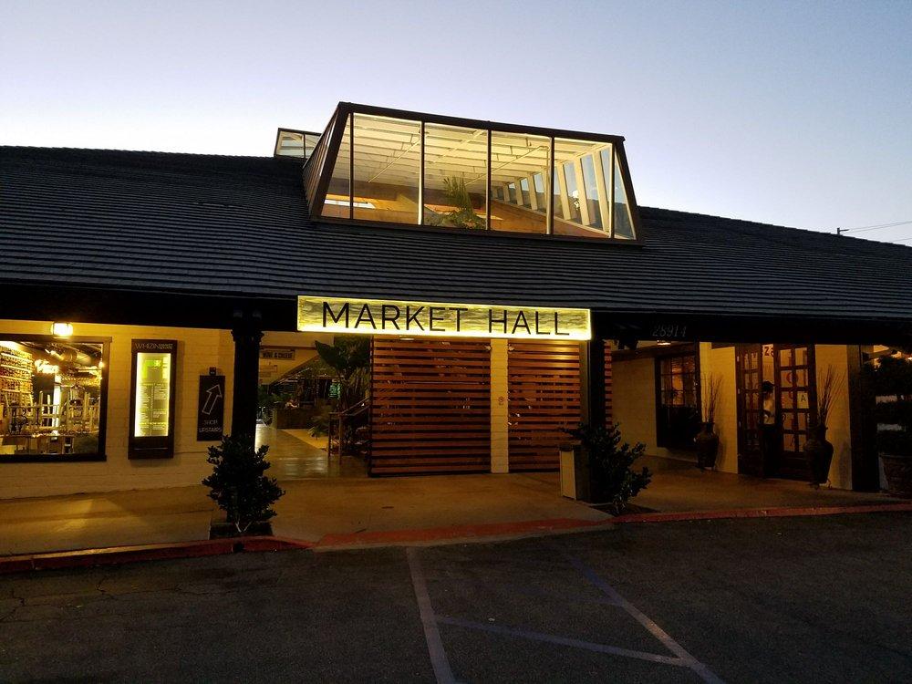 Whizin Market Square: 28914 Roadside Dr, Agoura Hills, CA