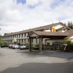 Photo Of Super 8 Lacey Olympia Area Wa United States