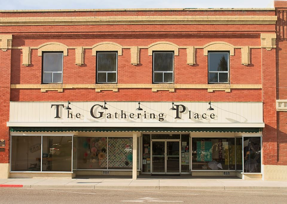 The Gathering Place: 524 6th St, Rupert, ID