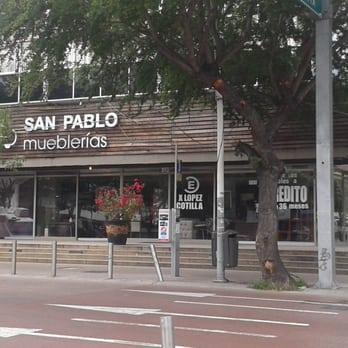 Muebleria san pablo tiendas de muebles av vallarta for Mueblerias famosas