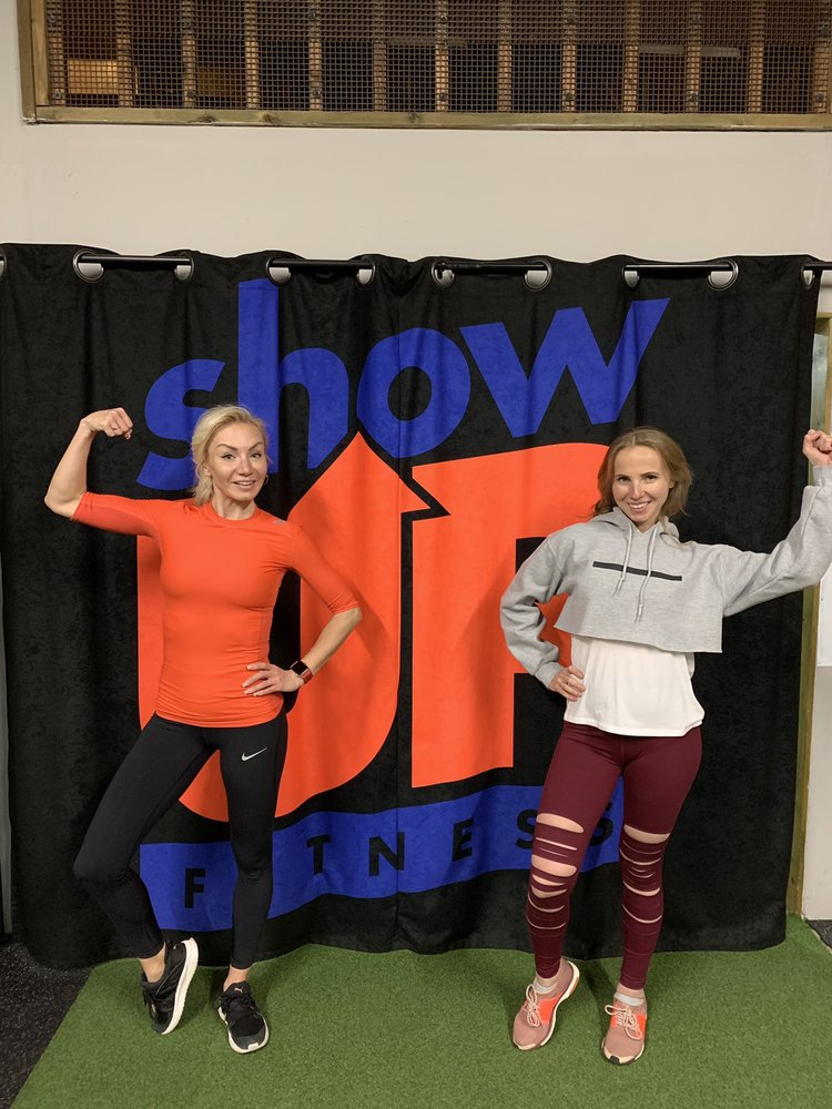 Show Up Fitness