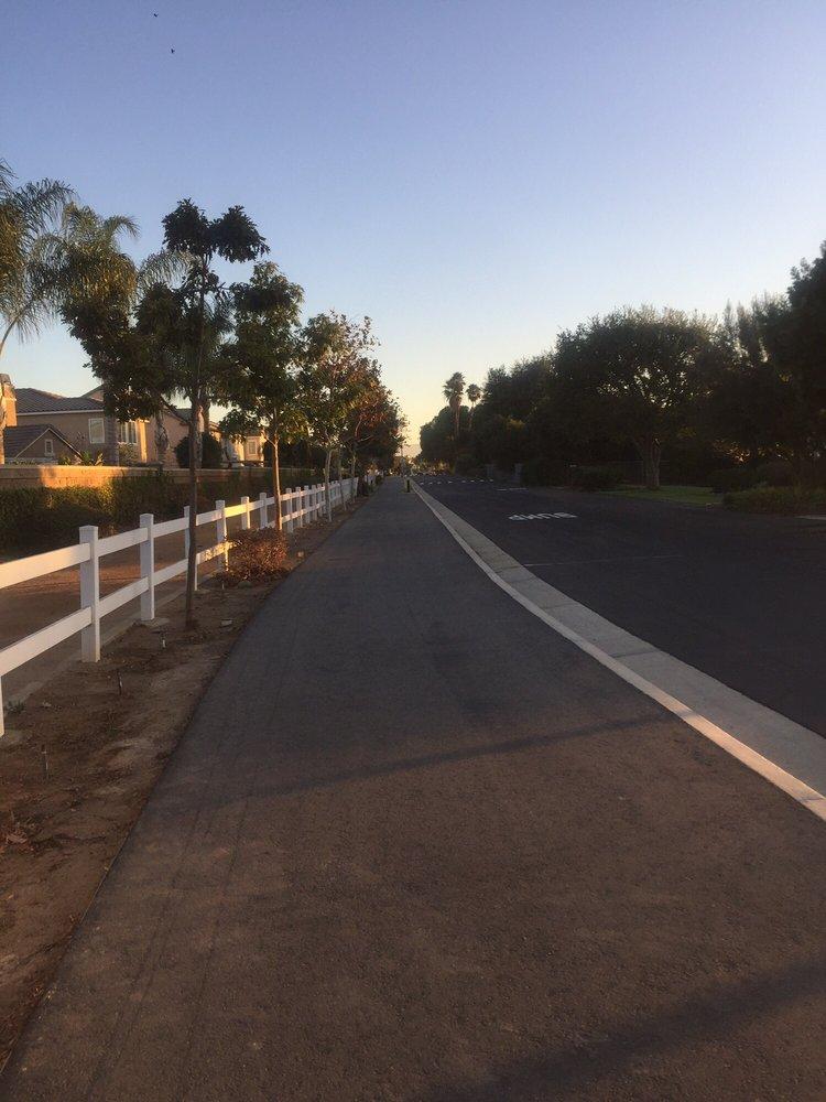 Eastvale Trail: Santa Ana River Rd And Hamner Ave, Eastvale, CA