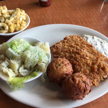 Luby s 32 photos 36 reviews american traditional for Lubys fried fish