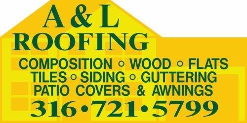 A & L Roofing: 2803 E Kellogg Dr, Wichita, KS
