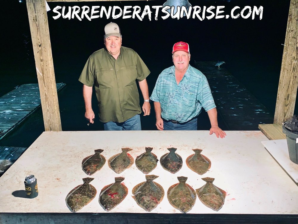 Surrender At Sunrise: Conn Brown Harbor, Aransas Pass, TX