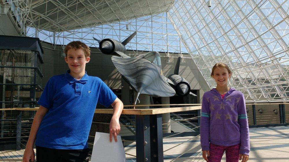 Strategic Air Command & Aerospace Museum: 28210 W Park Hwy, Ashland, NE