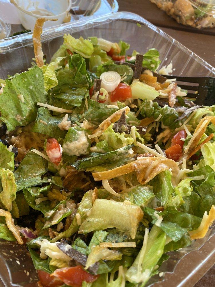 Andi's Fresh Salads: 351 S Mill Creek Dr, Moab, UT