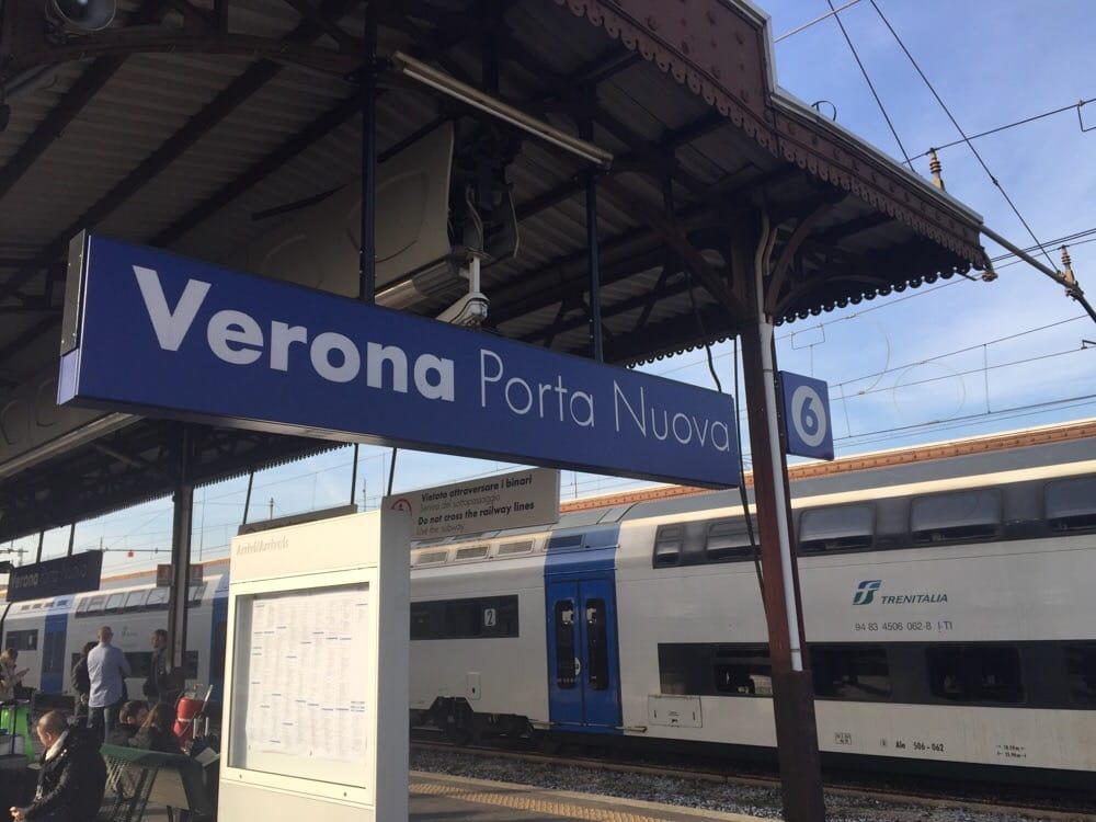 Platform yelp - Stazione verona porta nuova indirizzo ...