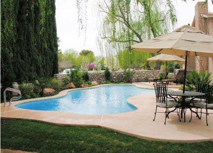 Silver Springs Pool & Spa: 5472 La Estancia Cir, El Paso, TX