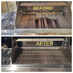 Photo Of Fix My Bbq Miami Fl United States Before After