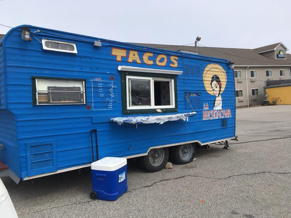 Tacos La Michoacana: 108 Duff Ave, Ames, IA