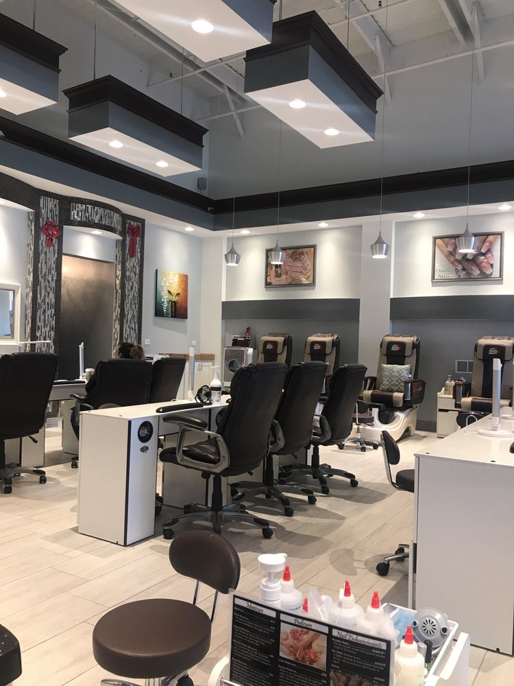 Part of salon - Yelp