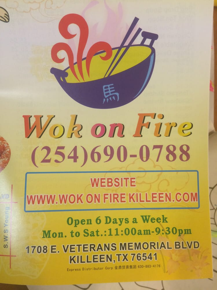 Delivery Chinese Food In Killeen Tx