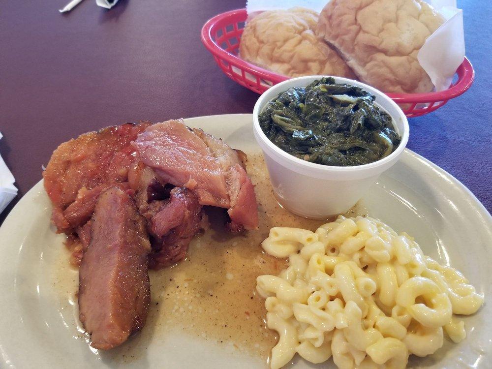 Bobbie D's Southern Cuisine 2: 1016 W South St, Benton, AR