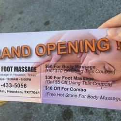 Yanyan Foot Massage - 17 Photos - Day Spas - 10626 Clay Rd, Spring ...