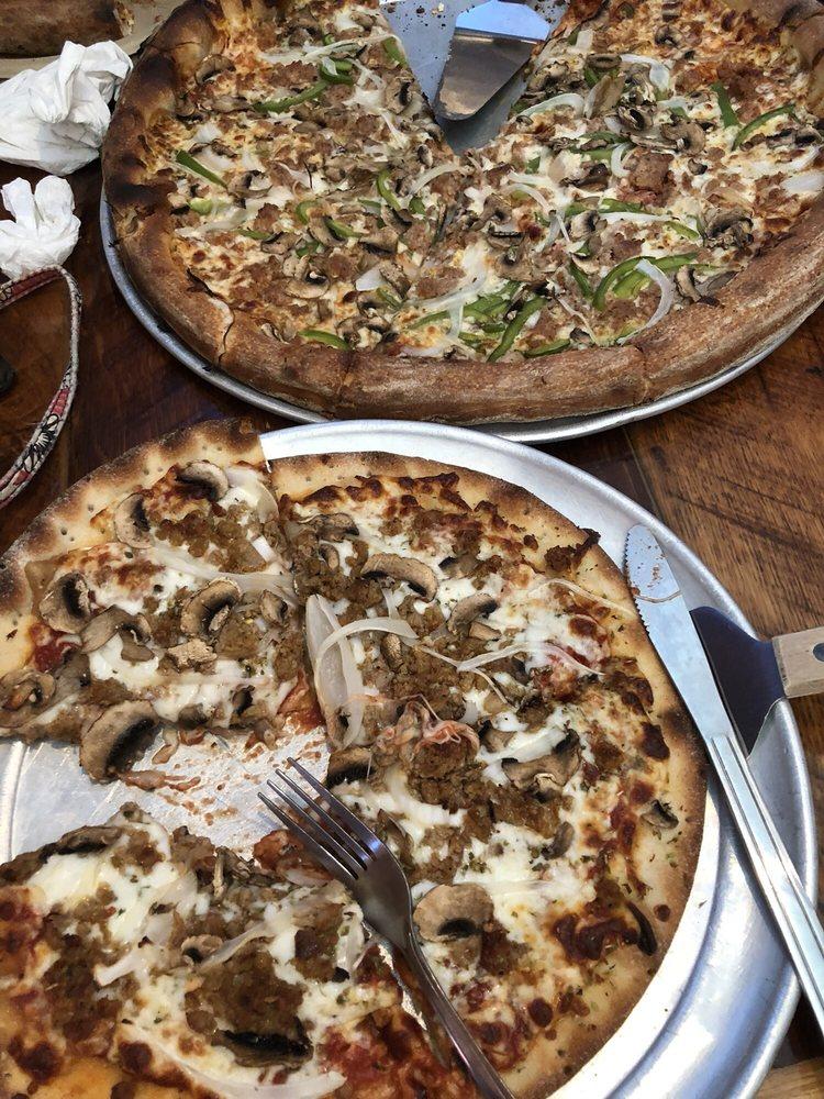 Crozet Pizza: 5794 Three Notched Rd, Crozet, VA