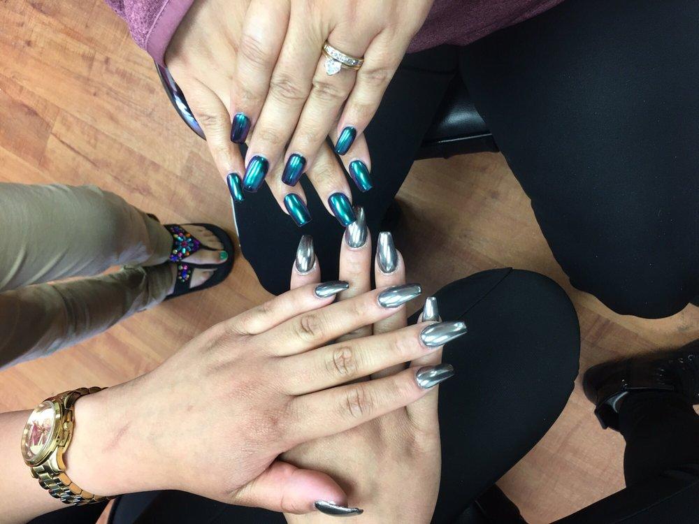 Touch Nails & Hair Salon: 683 Park Ave, Cranston, RI