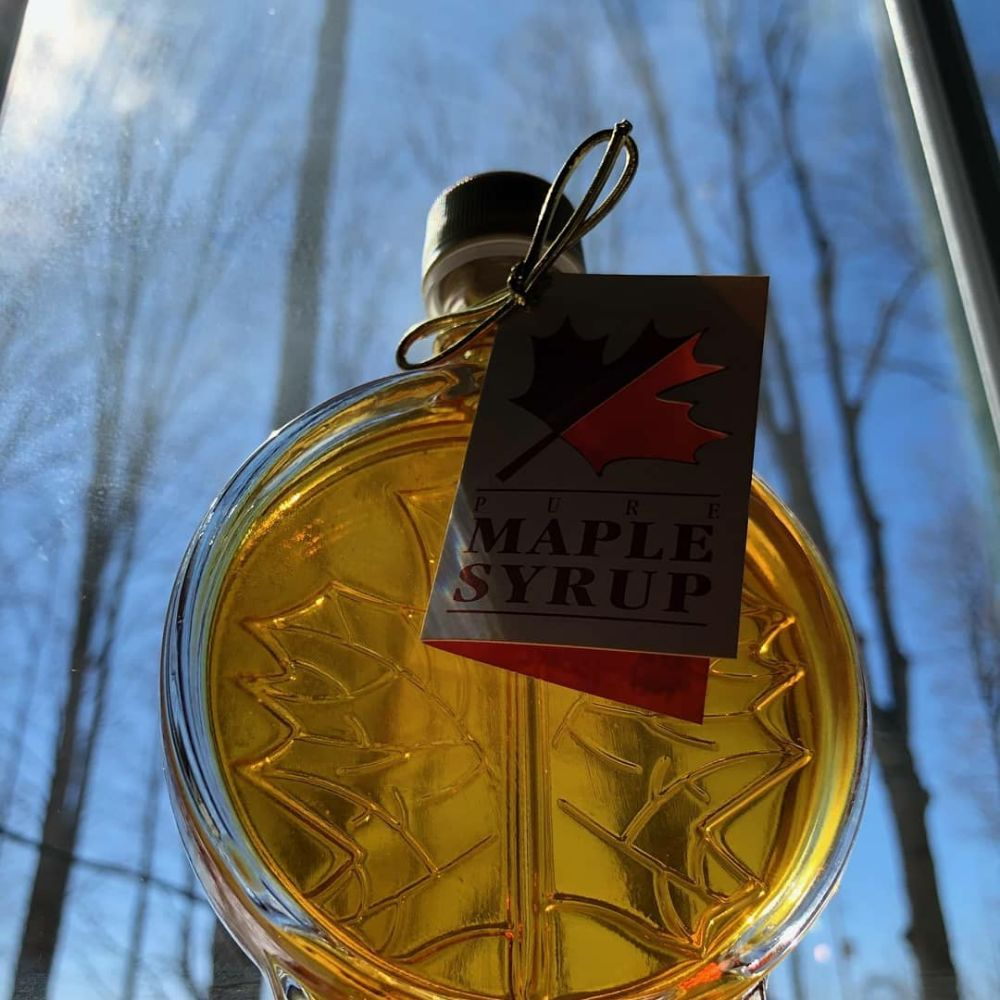 Delaney's Wood Fired Maple Syrup: 1050 S Grand Jean Rd, Rose City, MI