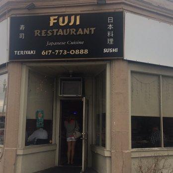 Fuji Japanese Restaurant Quincy Ma