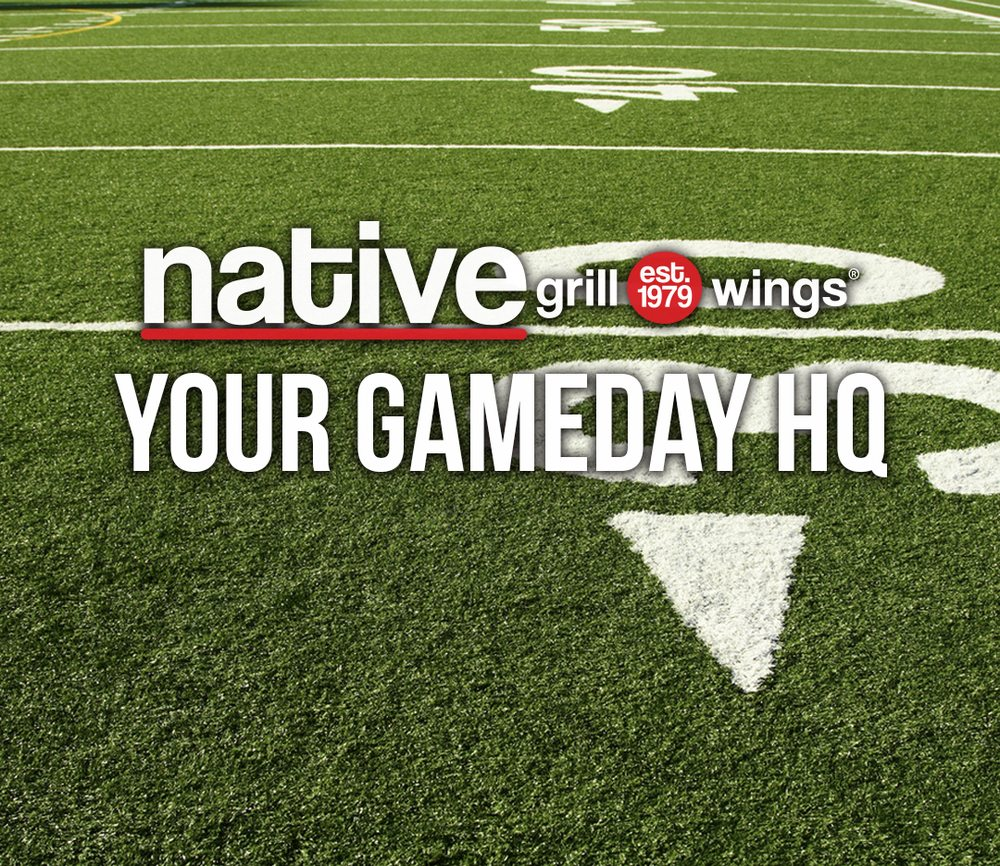Native Grill & Wings: 10255 E Old Vail Rd, Tucson, AZ