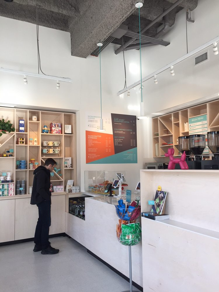 New Order Coffee: 3100 Woodward Ave, Detroit, MI