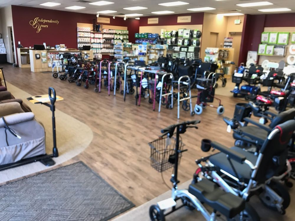 Independently Yours Medical Supplies - Louisville: 1140 E South Boulder Rd, Louisville, CO