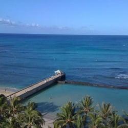 Photo Of Aston Waikiki Beach Hotel Honolulu Hi United States View From