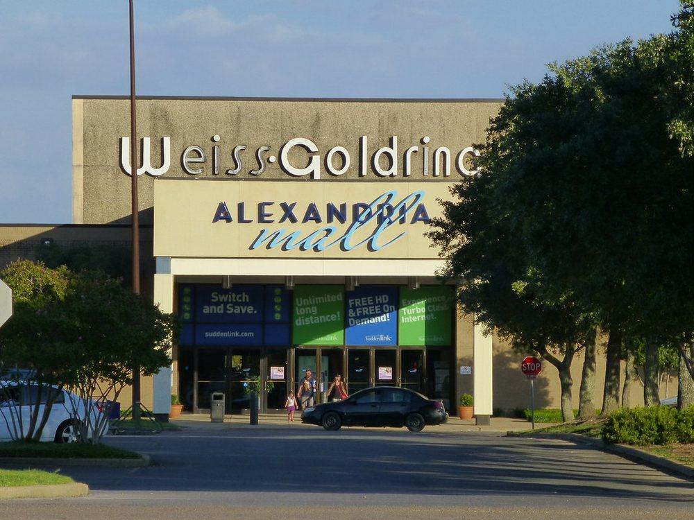 Alexandria Mall: 3437 Masonic Dr, Alexandria, LA