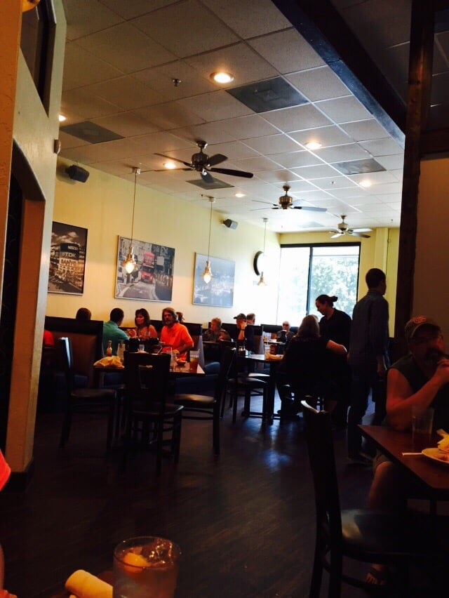 Yelp Davis Cafe