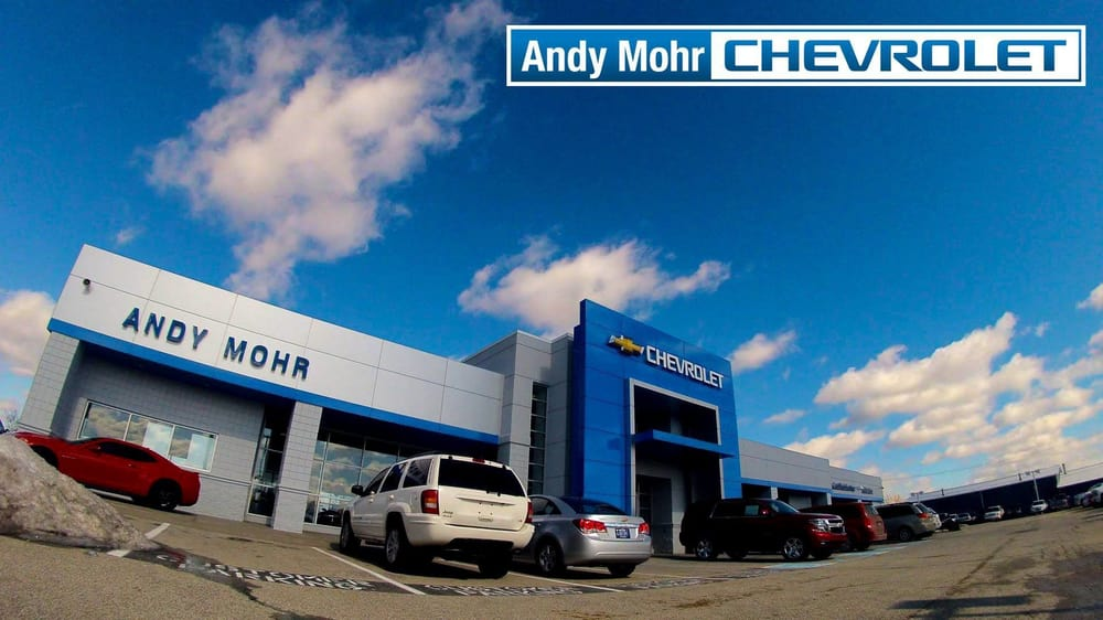 andy mohr chevrolet 21 photos 15 reviews car dealers 2712 e main st plainfield in. Black Bedroom Furniture Sets. Home Design Ideas