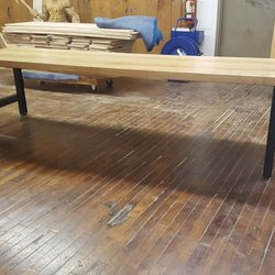 Incroyable Photo Of Dbi Woodworks   Avon, MA, United States. Ash Table, Built