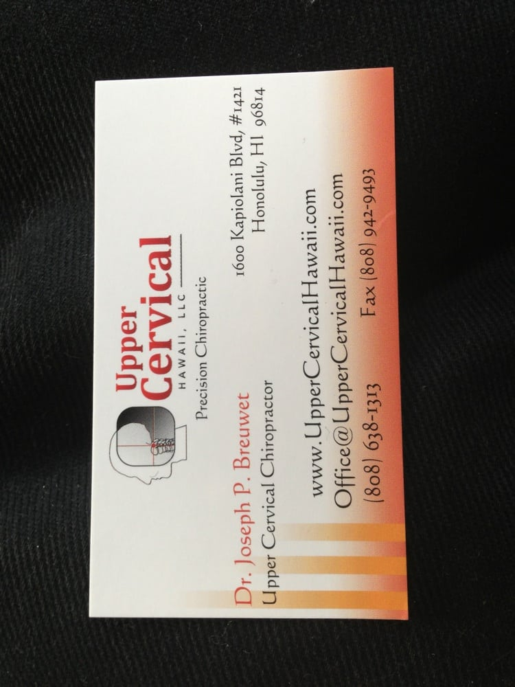 Business card - Yelp